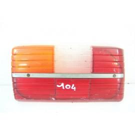 PEUGEOT 104 n°65 cache Feux arrière gauche conducteur