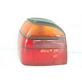 VOLKSWAGEN GOLF 3 n°78 Feux arrière gauche conducteur