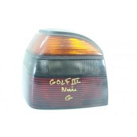VOLKSWAGEN GOLF 3 n°79 Feux arrière gauche conducteur