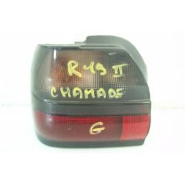 RENAULT 19 CHAMADE n°130 Feux arrière gauche conducteur