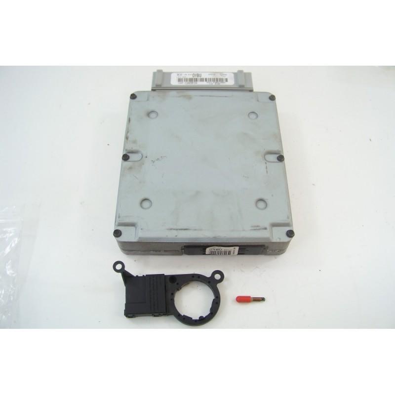Ford Fiesta 4 N 2 Calculateur Antenne Puce De Clef