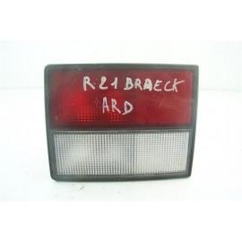 RENAULT 21 n°35 Feux arrière droit passager 7700769944