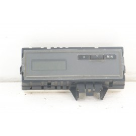 RENAULT 25 V6 1987 n°8 Horloge numérique de bord 7700777222