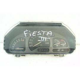 FORD FIESTA 3 1990 n°70 Compteur 89FB-10841-BC