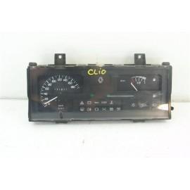 RENAULT CLIO 1 1995 n°96 Compteur 7700806692