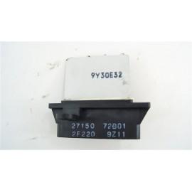 NISSAN MICRA 1.0 i 55cv année 2000 n°2 régulateur résistance chauffage
