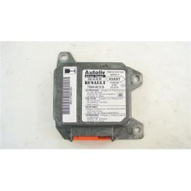 RENAULT CLIO 1 phase 2 n°9 module de contrôle airbag