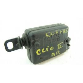 RENAULT CLIO II n°6 Mécanisme de verrouillage électrique de coffre d'occasion
