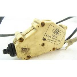 FORD ESCORT n°22 mécanisme électrique de fermeture