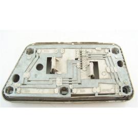 RENAULT R25 II n°40 platine de feux arrière gauche