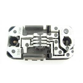 RENAULT R21 n°62 platine de feux arrière droit