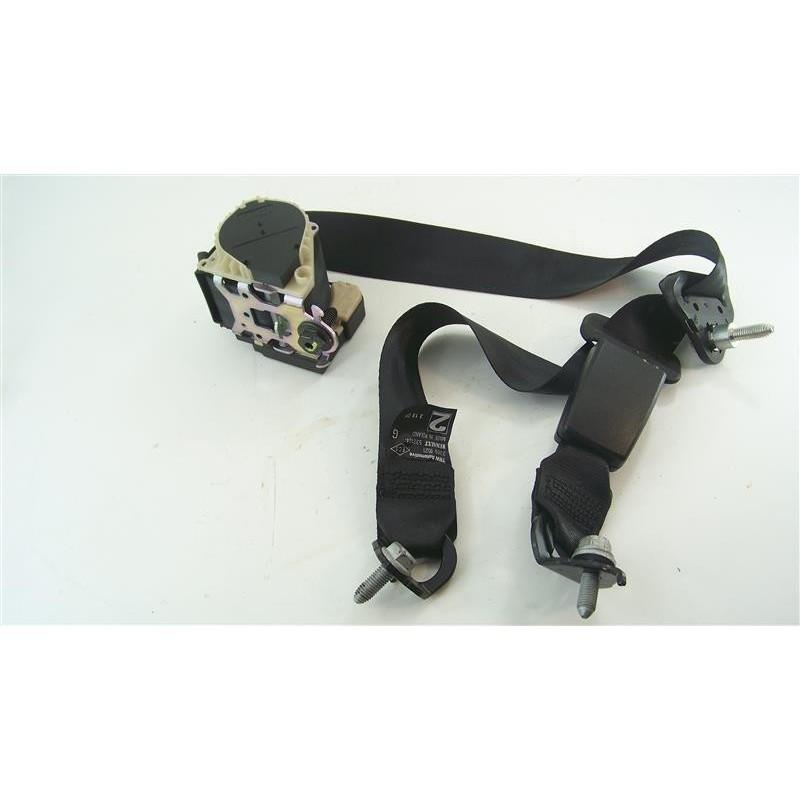 renault twingo ii ann e 2009 n 4 ceinture de s curit arri re gauche conducteur. Black Bedroom Furniture Sets. Home Design Ideas