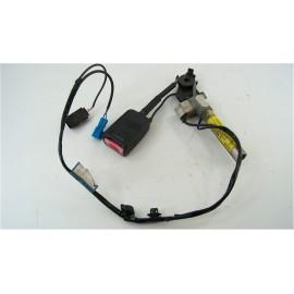 RENAULT LAGUNA 1 PHASE 1 n°5 Boucle attache ceinture de sécurité avant gauche conducteur 542181211B