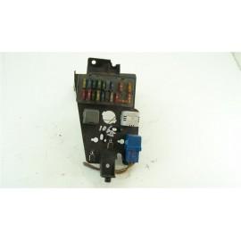 PEUGEOT 106 KID année 1996 essence n°10 boite fusible intérieur 9621631780
