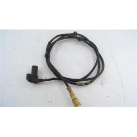 RENAULT CLIO 2 1.9D N°8 Capteur ABS arrière droit 7700411746D