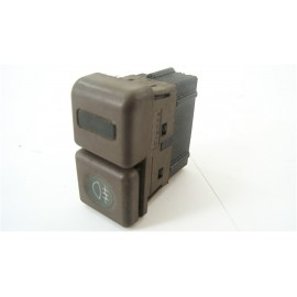 PEUGEOT 605 n°33 Interrupteur anti brouillard 96000586