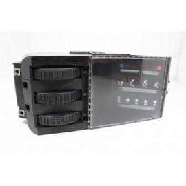 RENAULT R25 V6 avec clim n°11 Manette de commande de chauffage
