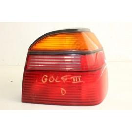 VOLKSWAGEN GOLF 3 n°86 Feux arrière droit passager