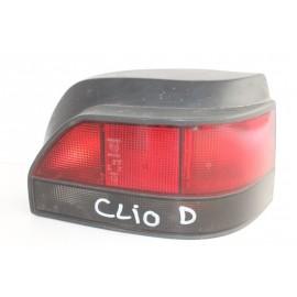 RENAULT CLIO 1 phase 1 n°99 Feux arrière droit passager