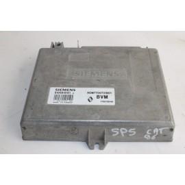 RENAULT SUPER 5 année 1996 7700731801 n° 11 Calculateur moteur