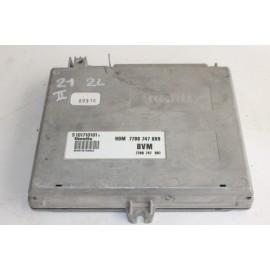 RENAULT 21 phase 2 2L 7700747899 n° 13 Calculateur moteur