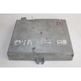 RENAULT 21 BVA 2L 7700733984 n° 14 Calculateur moteur