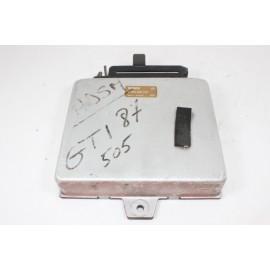 PEUGEOT 505 GTI année 1987 0280000319 n° 19 Calculateur moteur