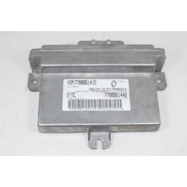RENAULT CLIO 1 1.4i ENERGY 7700861448 n° 30 Calculateur moteur