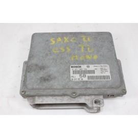 CITROEN SAXO 2 ESSENCE TU 9631528780 n° 42 Calculateur moteur