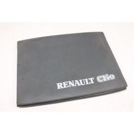 RENAULT CLIO n°10 pochette auto d'origine
