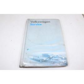 VOLKSWAGEN GOLF n°9 pochette auto d'origine