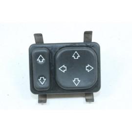 PEUGEOT 605 n°9 Interrupteur réglage rétroviseur