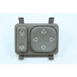 PEUGEOT 605 n°8 Interrupteur réglage rétroviseur