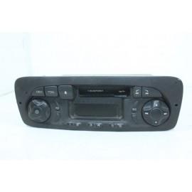 PEUGEOT 206 9625133080 n°3 Auto radio d'origine