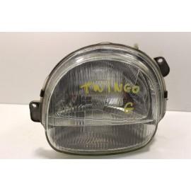 RENAULT TWINGO n°24 phare avant gauche