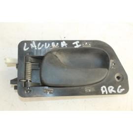 RENAULT LAGUNA 7700823286 n°21 Poignée intérieur arrière conducteur