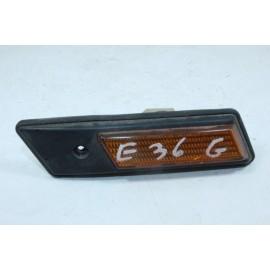 BMW E36 1.378.014.9 n°13 Unité d'indicateur clignotant de côté d'aile GAUCHE