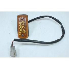 MAZDA 323 214-61185 n°50 Unité d'indicateur clignotant de côté d'aile GAUCHE