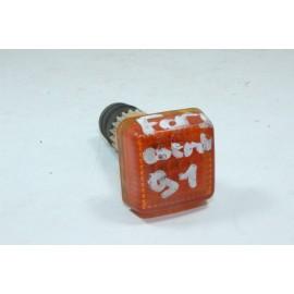 FORD ESCORT année 1991 111524 n°35 Unité d'indicateur clignotant de côté d'aile