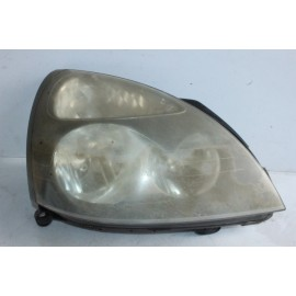 RENAULT CLIO 156018-00 n°148 optique de phare avant droit