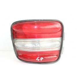 FIAT BRAVA n°152 arrière