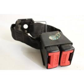 RENAULT MEGANE 1 5503828AA n°62 Ceinture de sécurité arrière gauche conducteur