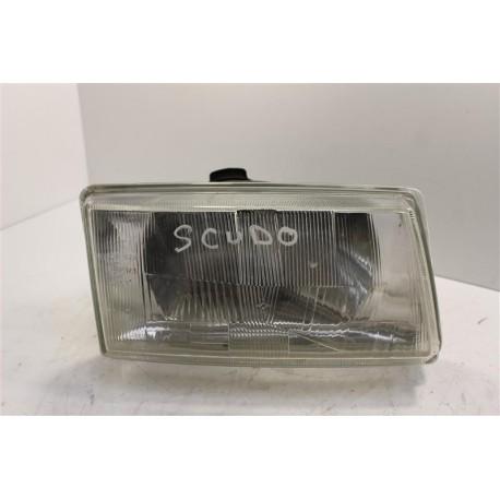 FIAT SCUDO n°5 optique de phare avant droit