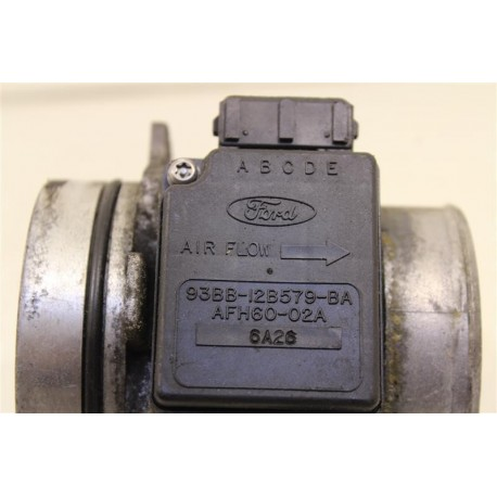 FORD ESCORT 93BB-I2B579-BA n°2 débitmètre masse d'air d'occasion