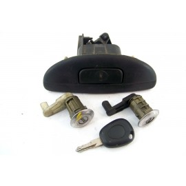 Renault Scenic 1 Phase 2 DCI n°34 Kit serrures d'occasion
