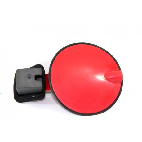 OPEL CORSA B 1.4 i 60cv année 1997 N°4 trappe de réservoir rouge 008062349