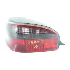 CITROEN SAXO 1 n°14 Feux arrière gauche conducteur