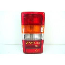 RENAULT ESPACE 1 n°17 Feux arrière gauche conducteur