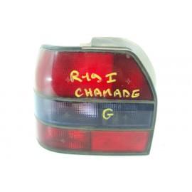 RENAULT 19 CHAMADE n°19 Feux arrière gauche conducteur