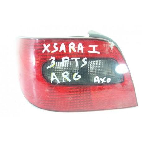 CITROEN XSARA 1 3 portes n°55 Feux arrière gauche conducteur